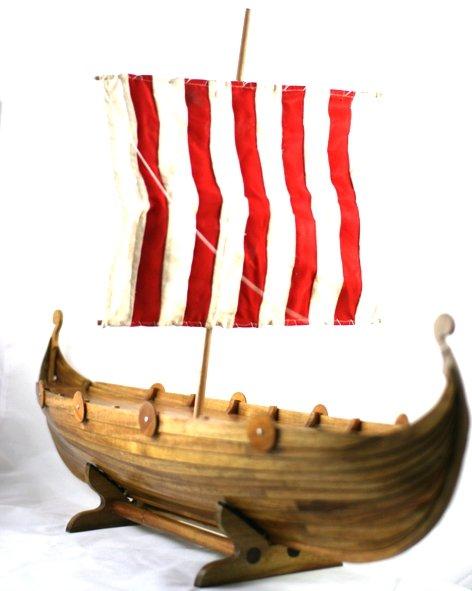 viking longboat urn ashes