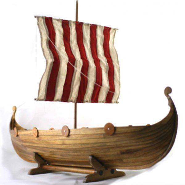 viking longboat urn pagan